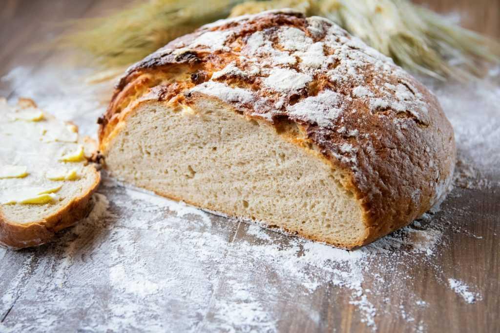 Chleb jak dawnieja
